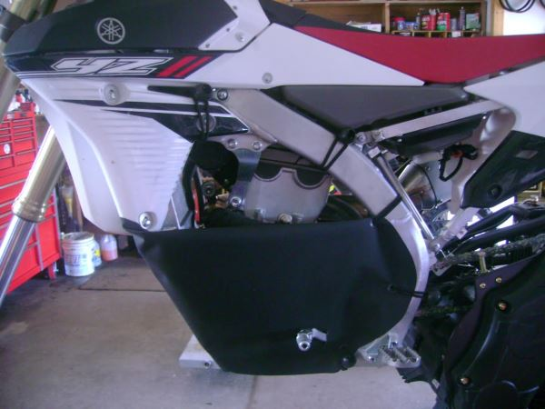 Snow Bike Engine Cover | Snow Bike World