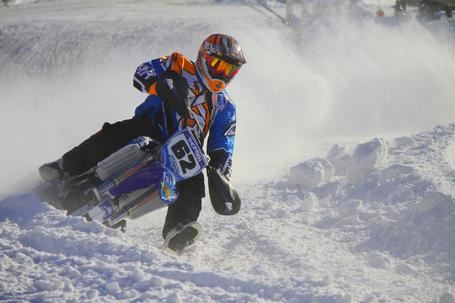 Camso Dts Proves Tough In Ama Championship Snow Bike Series Opener